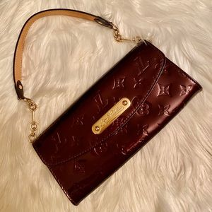 Louis Vuitton LV Sunset Boulevard Clutch/Purse